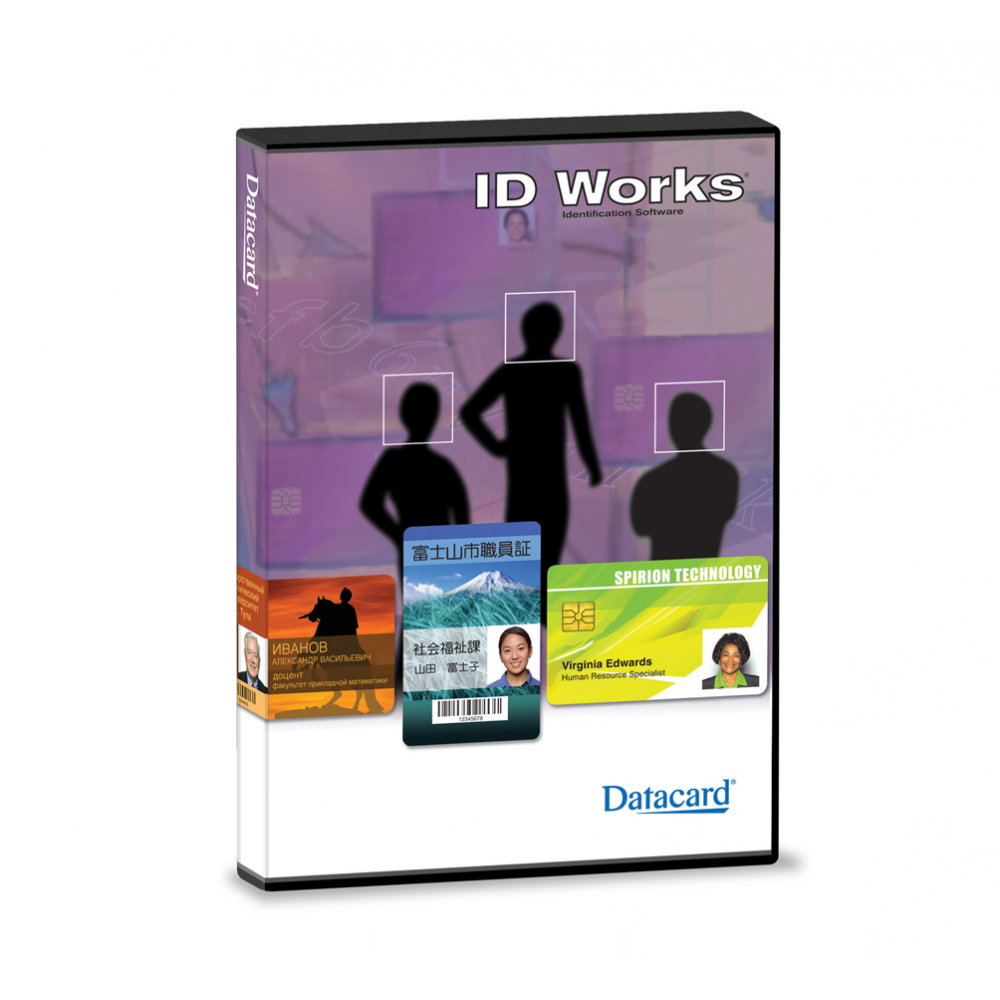 Datacard® ID Works Software - Intro