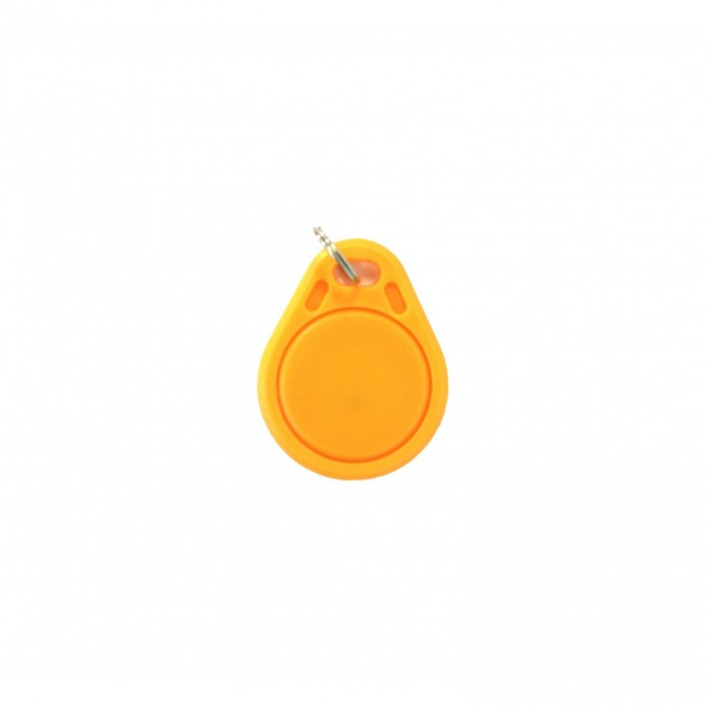 Yellow Basic Key Fob - MIFARE® Ultralight EV1