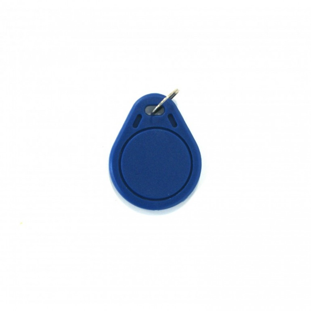 Blue Basic Key Fob - MIFARE® Ultralight EV1