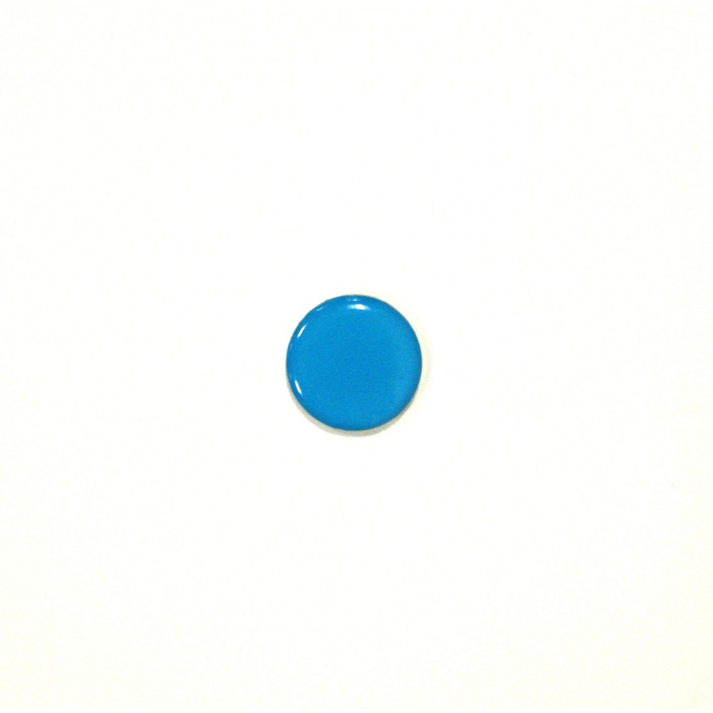 Dome Tag with MIFARE CLASSIC EV1 4K in Light Blue (18mm)