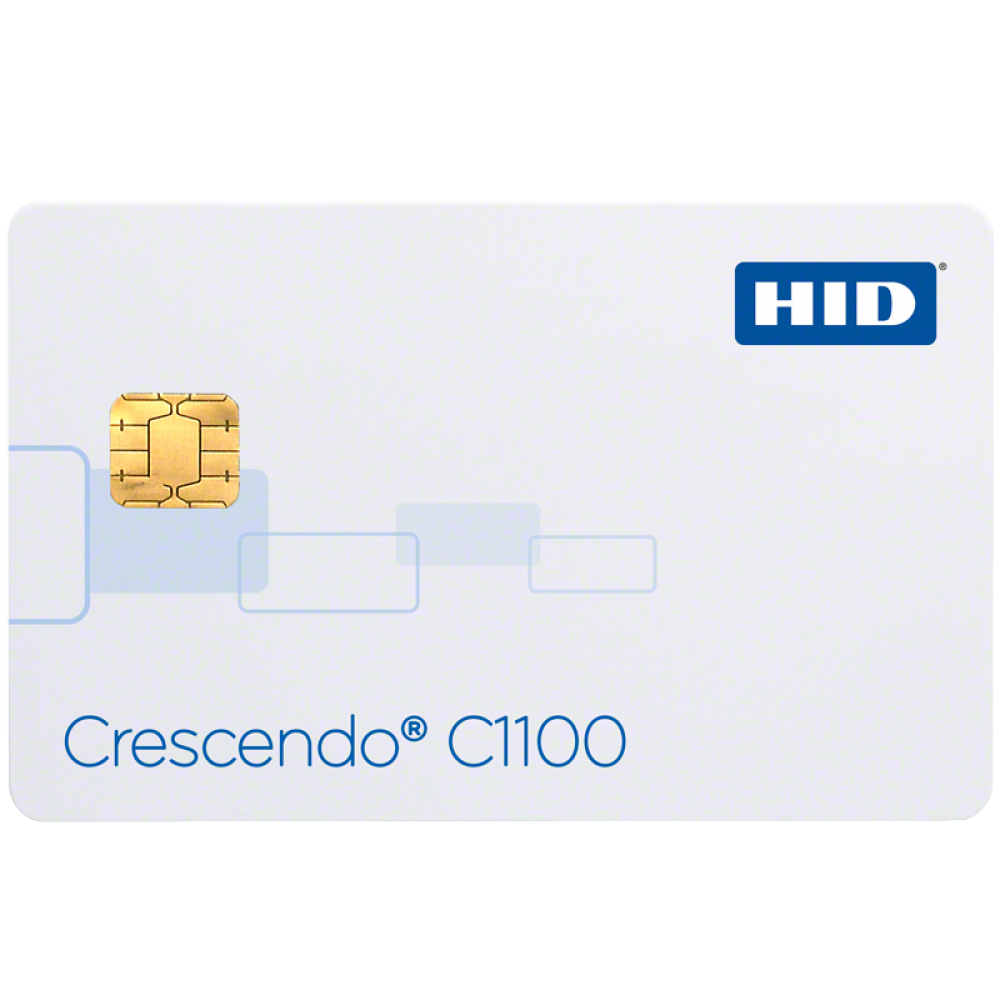 Crescendo C1100 with iCLASS Smart Card + Prox