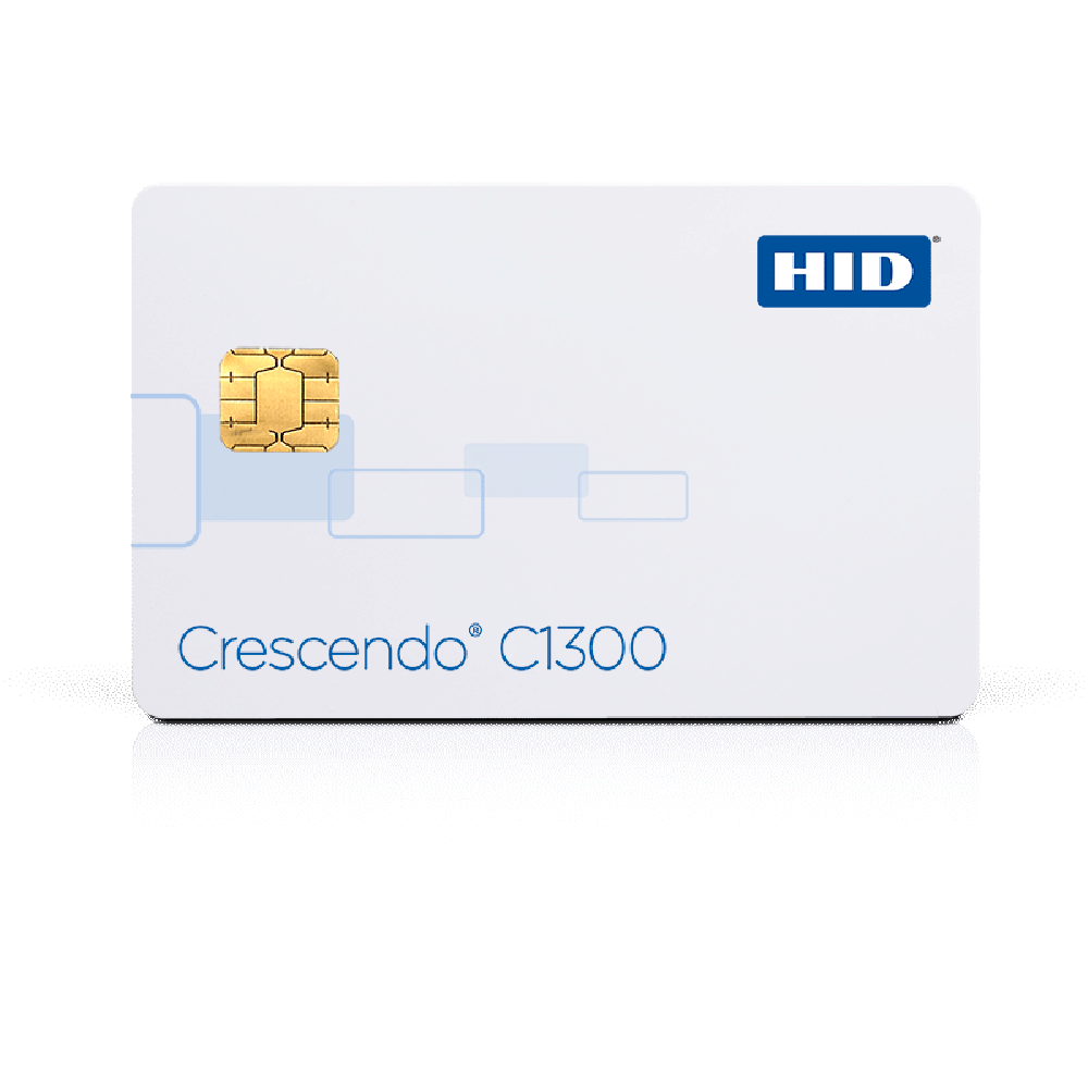 Crescendo C1300 Smart Card with Seos® 8K