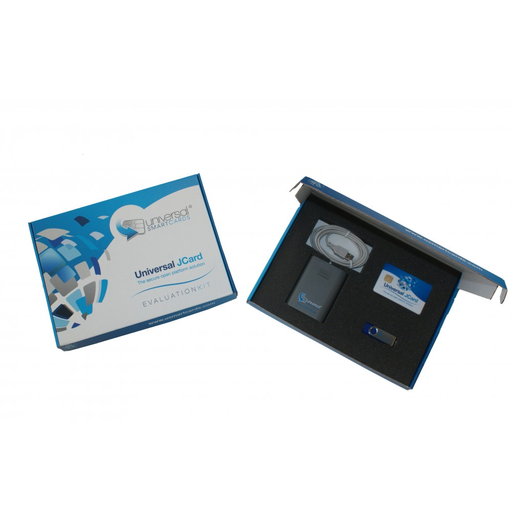 Universal JCard Evaluation Kit