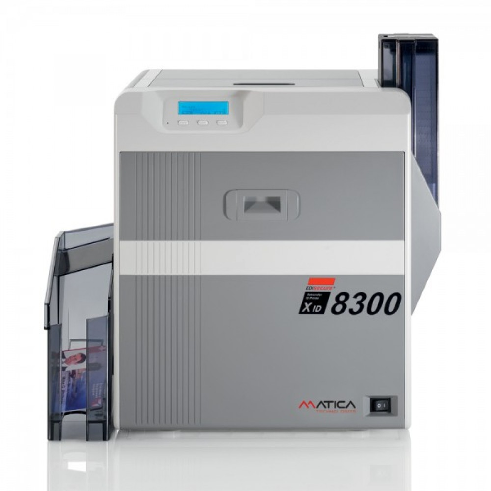 Matica XID 8300 Industrial Card Printer