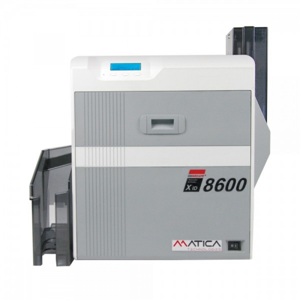 Matica XID 8600 Security Card Printer
