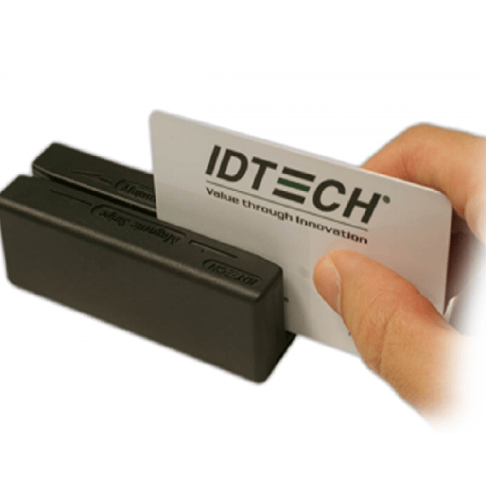 MiniMag II Magnetic Stripe Card Reader