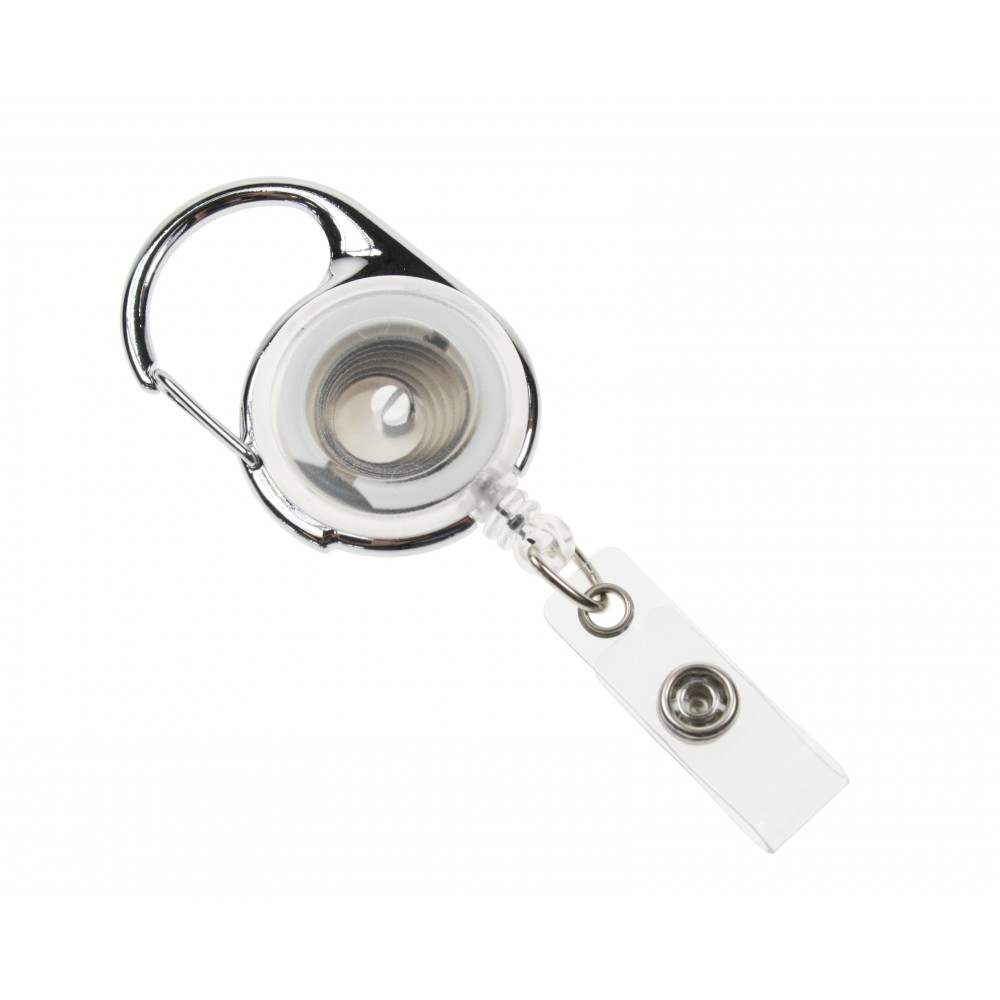 Premier Badge Reel - Clear