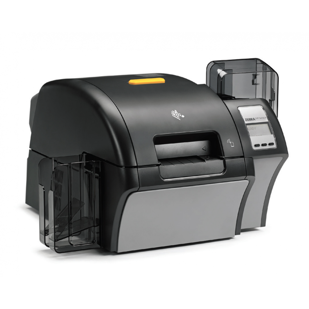 Zebra ZXP9 Single Sided Printer - Side