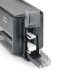 Fargo® DTC5500LMX Card Slot Open
