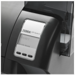 Zebra ZXP9 Single Sided Printer - Display