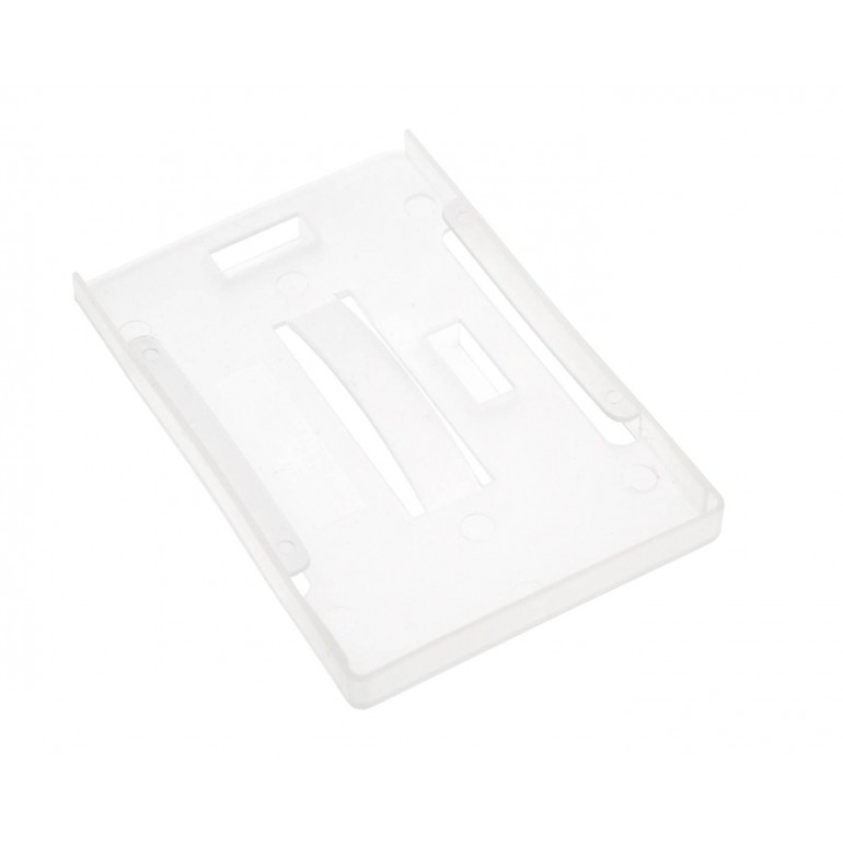3 Card Multicard holder - Clear - Pack of 100