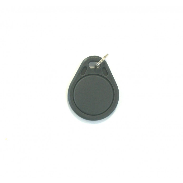 Grey Basic Key Fob - MIFARE® Ultralight EV1