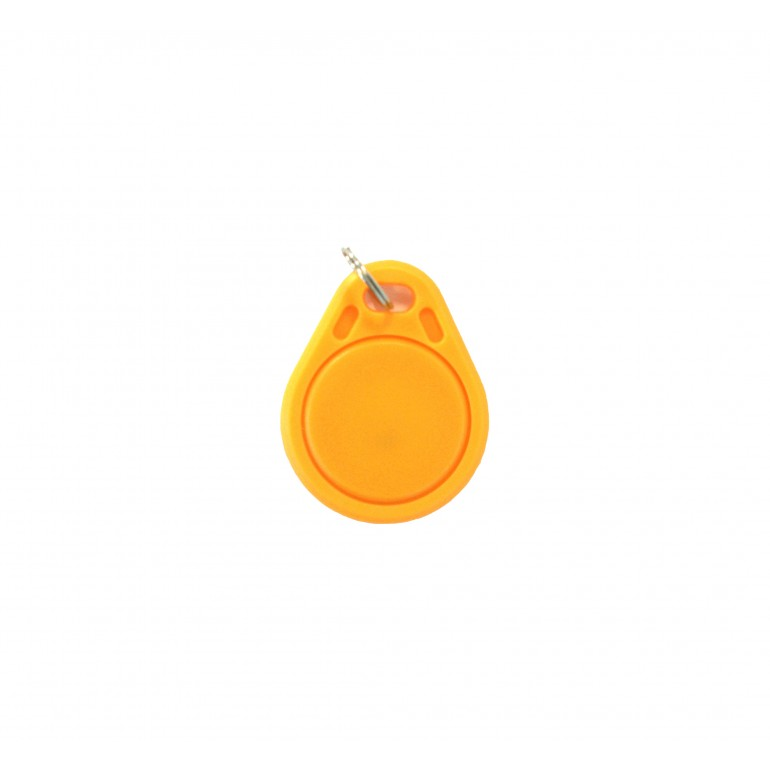 Yellow Basic Keyfobs - MIFARE® 1K EV1
