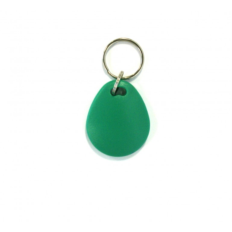 Green Clam Key Fob - MIFARE® Ultralight EV1