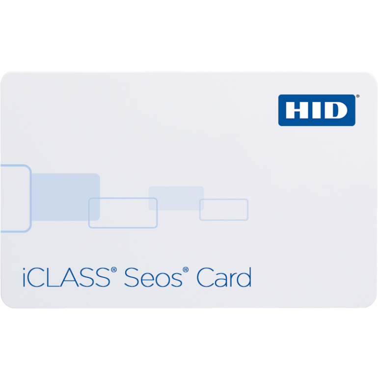 iCLASS® Seos® Contactless Smart Card 16KB