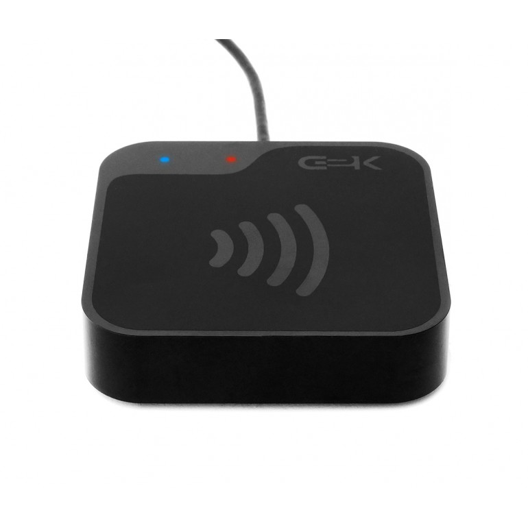 Orbit iD Reader Front View