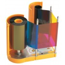 Datacard YMCKT Colour Ribbon - 250 Images (534000-002)