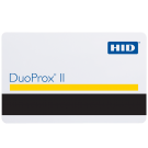 DuoProx® II Graphics Quality PVC Proximity Access Card with Magnetic Stripe