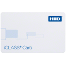 ICLASS CONTACTLESS PVC SMART CARD (16K BIT WITH 16 APPLICATION AREAS)