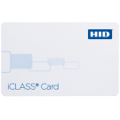 iClass Contactless PVC Smart Card (16k bit with 2 application areas)