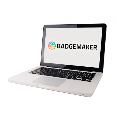 BadgeMaker Software - Start