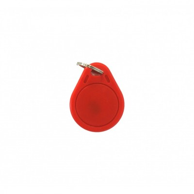 Red Basic Key Fob - MIFARE® Ultralight EV1