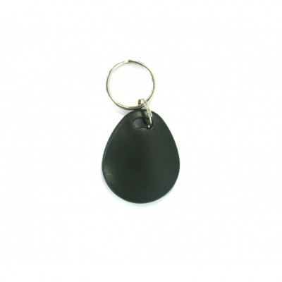 Black Clam Key Fob - MIFARE® Ultralight EV1