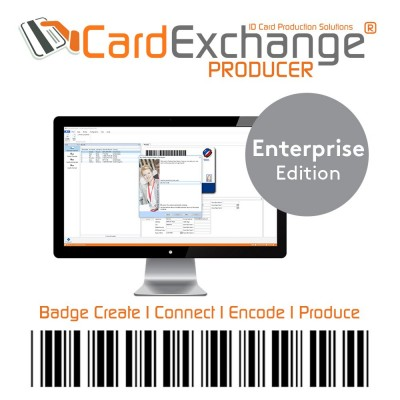 CardExchange Enterprise Edition Software