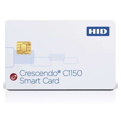 Crescendo C1150 with iClass + Prox Smart Card