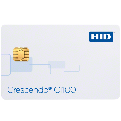 Crescendo C1100 with MIFARE DESFire® EV1