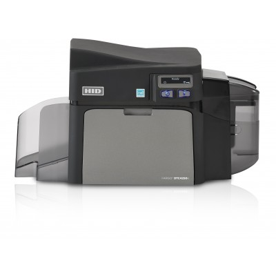 Fargo® DTC4250e Dual Sided Printer - 100 Card Input Hopper