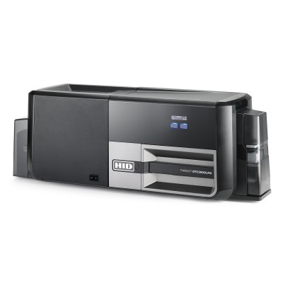 Fargo® DTC5500LMX Dual-Sided Card Printer and Laminator