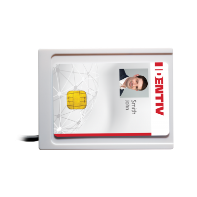 Identiv Multi-ISO High Frequency Smart Card Reader with Keyboard Emulation