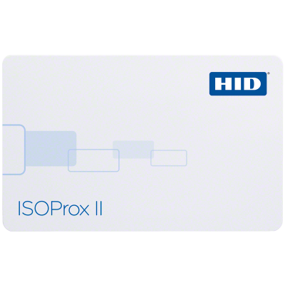 ISOProx® II Graphics Quality PVC Proximity Access Card