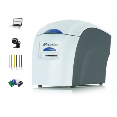 Magicard Pronto (Single-Sided) Printer Bundle