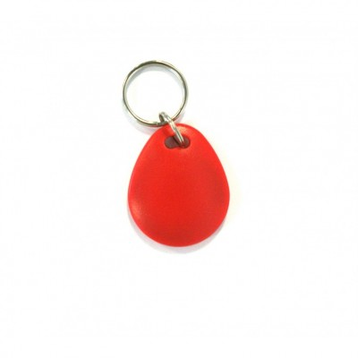 Red Clam Key Fob - MIFARE® Ultralight EV1
