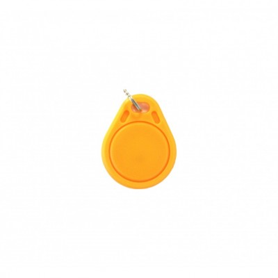 Yellow Basic Key Fob - EM4200