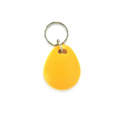 Yellow Clam Keyfob - MIFARE® 1K EV1