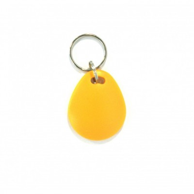 Yellow Clam Key Fob - MIFARE® Ultralight EV1