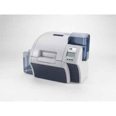 Zebra® ZXP Series 8 Single Sided Printer - 50 Card Output Hopper