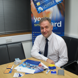 Universal Smart Cards Appoint a New Director of Sales and Marketing!