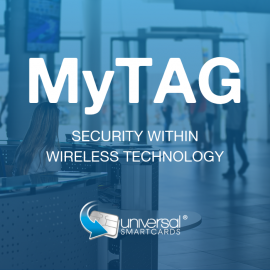 Introducing a New Solution... MyTAG