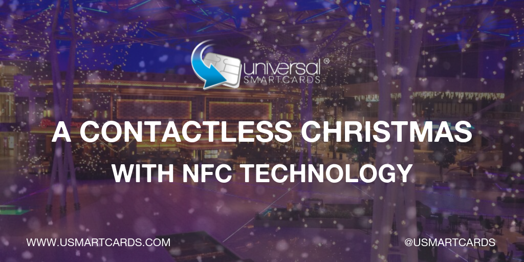 Contactless Christmas